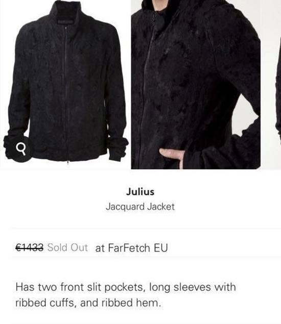 Julius Julius 7 Jacquard bomber Size US L / EU 52-54 / 3 - 4