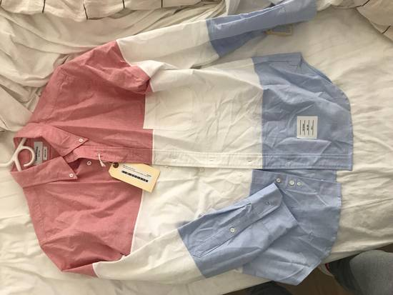 Thom Browne Three Panel Oxford Shirt (Brand New) Size US XXL / EU 58 / 5 - 4
