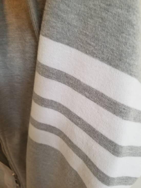 Thom Browne Thom Browne Classic Four-Bar Hoodie Size US XS / EU 42 / 0 - 6