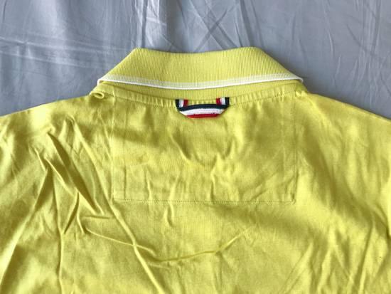 Thom Browne Moncler Gamme Bleu lime green Thom Browne polo shirt size 3 / L Size US L / EU 52-54 / 3 - 6