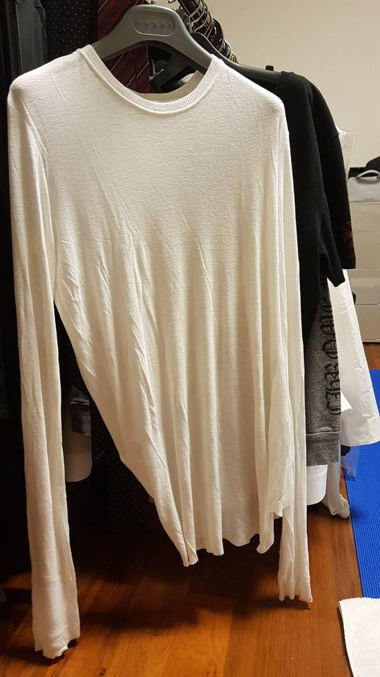 Julius Julius Beast Collection Creme LS shirt Size US S / EU 44-46 / 1 - 3