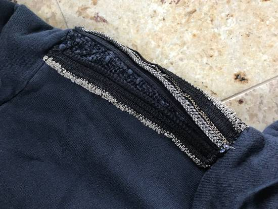Balmain Pullover With Chain Shoulder Detail Size US L / EU 52-54 / 3 - 4