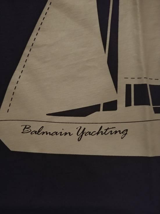 Balmain Balmain yachting club tee Size US XL / EU 56 / 4 - 3
