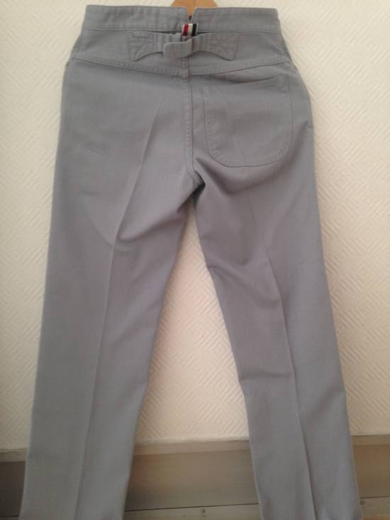 Thom Browne Thom Browne Summer Chino 5 pocket Size 0 Size XS Size US 28 / EU 44