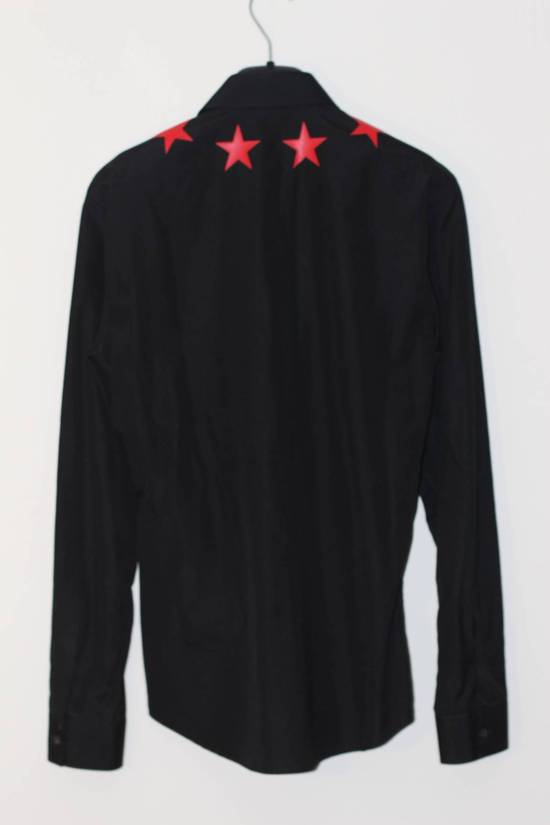 Givenchy Red Star Applique Shirt Size US S / EU 44-46 / 1 - 3