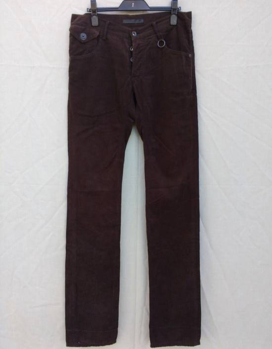 Julius Brown Julius Corduroy Pants Size US 31