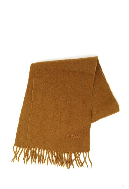 Givenchy Wool scarf beige Size ONE SIZE - 2