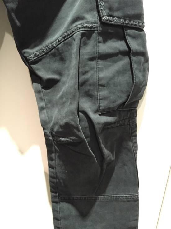 Balmain Military Biker Jeans Size US 30 / EU 46 - 6