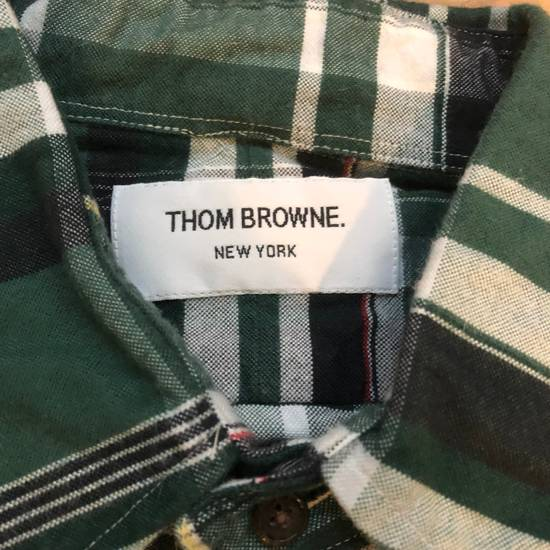 Thom Browne Flannel Size US M / EU 48-50 / 2 - 2