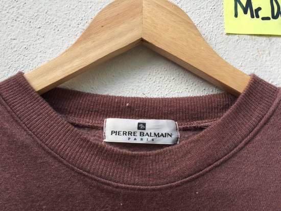 Balmain Vintage Pierre Balmain Paris Big Logo Embroidered Size US M / EU 48-50 / 2 - 8