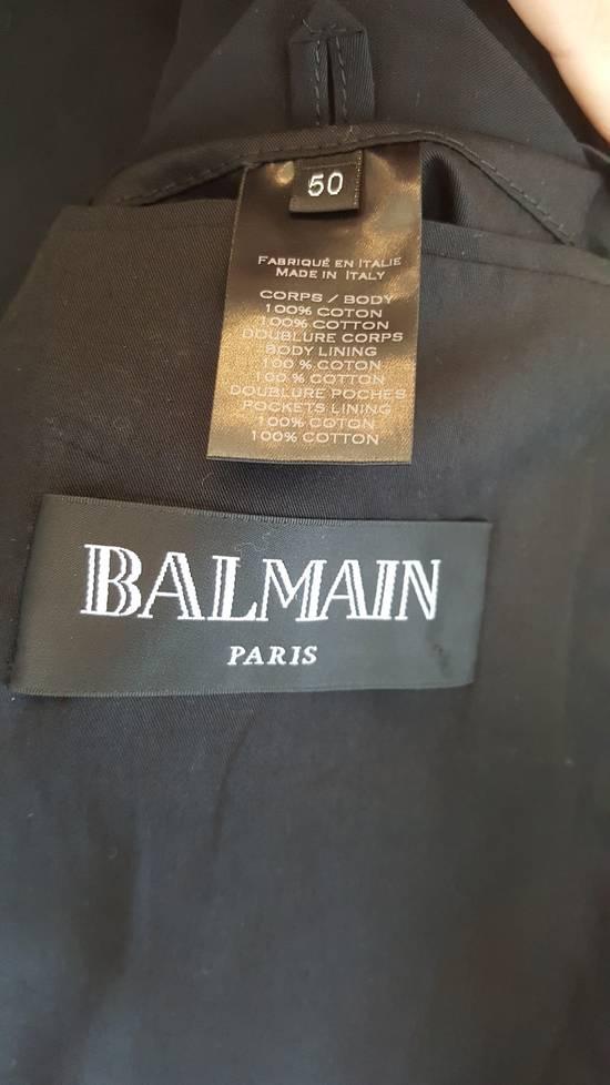 Balmain Balmain Balurt Military Coat Blazer BNWT Size US L / EU 52-54 / 3 - 6