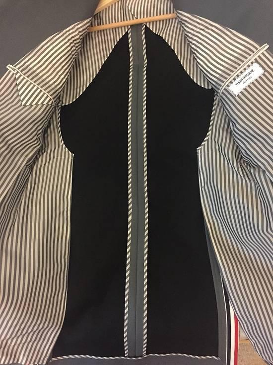 Thom Browne Chesterfield Overcoast Dark Gray Macintosh Size US M / EU 48-50 / 2 - 2
