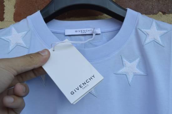 Givenchy Baby Blue 5 Stars T-shirt Size US XL / EU 56 / 4 - 6