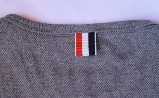 Thom Browne Long Sleeve Henley Size US XS / EU 42 / 0 - 5