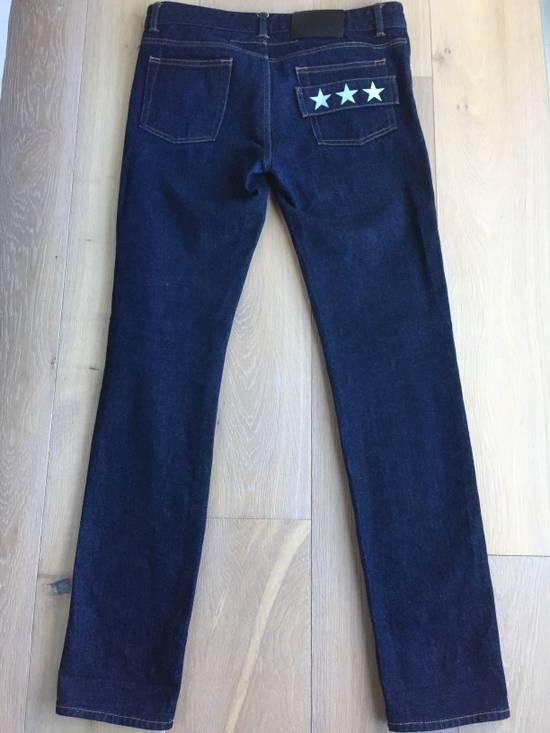 Givenchy Givenchy Stars Denim Jeans (30) Size US 30 / EU 46 - 1