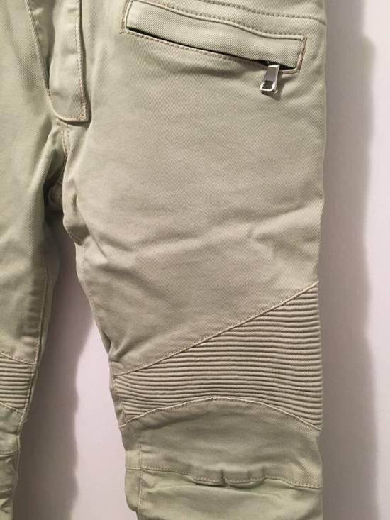 Balmain SS12 Biker Jeans Size US 30 / EU 46 - 1