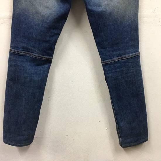 Balmain Balmain Biker Skinny Denim Pants Size US 34 / EU 50 - 3