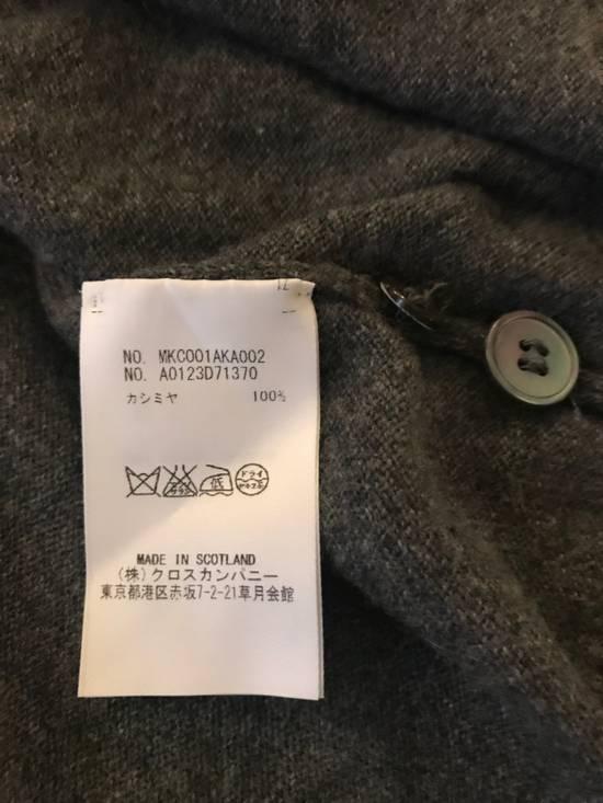 Thom Browne Classic grey cashmere cardigan Size US XXL / EU 58 / 5 - 5