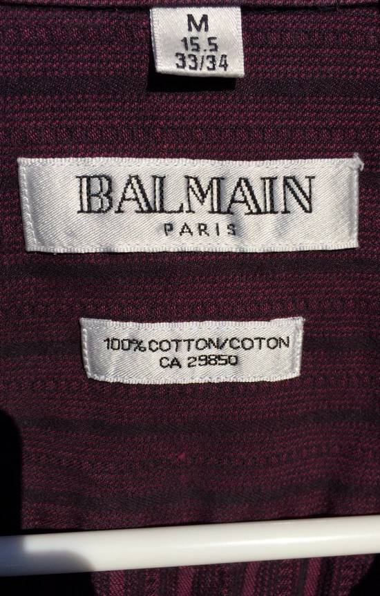 Balmain Button-up Striped Shirt Size US M / EU 48-50 / 2 - 4