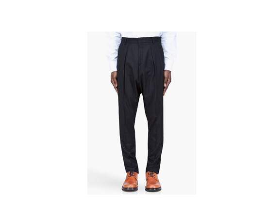 Givenchy Drop Crotch tailored pants Size 48R