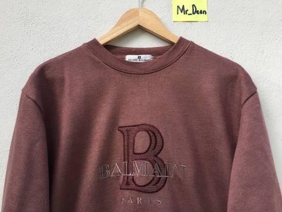 Balmain Vintage Pierre Balmain Paris Big Logo Embroidered Size US M / EU 48-50 / 2 - 4
