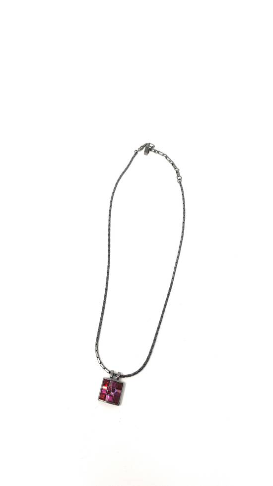 Givenchy Double sided Gun metal necklace Size ONE SIZE - 6