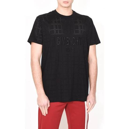 Givenchy BRODERIE ANGLAISE EFFECT T-SHIRT Size US M / EU 48-50 / 2 - 3