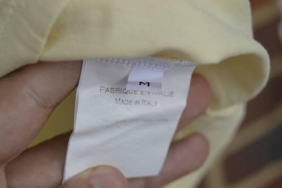 Balmain Yellow Distressed T-shirt Size US M / EU 48-50 / 2 - 5