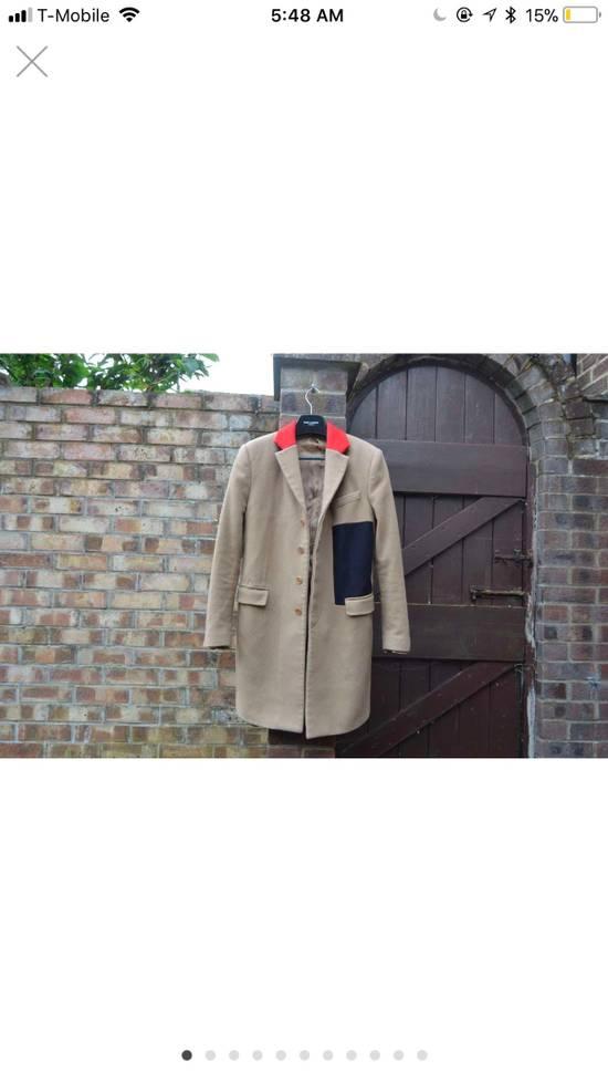 Givenchy Givenchy Cashmere Cashmere Color Block Coat Size US M / EU 48-50 / 2 - 5