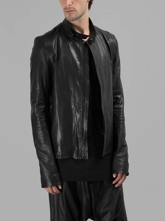 Julius JULIUS_7 Leather Jacket Size 1, EU 44-46, US XS_S Size US S / EU 44-46 / 1