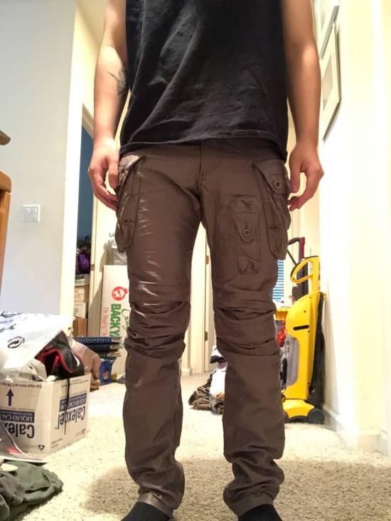 Julius SS10 Cotton Gasmask Lyocell Cargo Pants Size 2 Size US 31 - 3