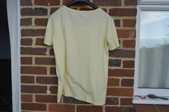 Balmain Yellow Distressed T-shirt Size US M / EU 48-50 / 2 - 7