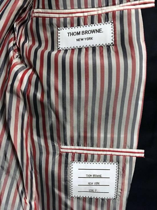 Thom Browne Classic navy wool blazer Size 36R - 3