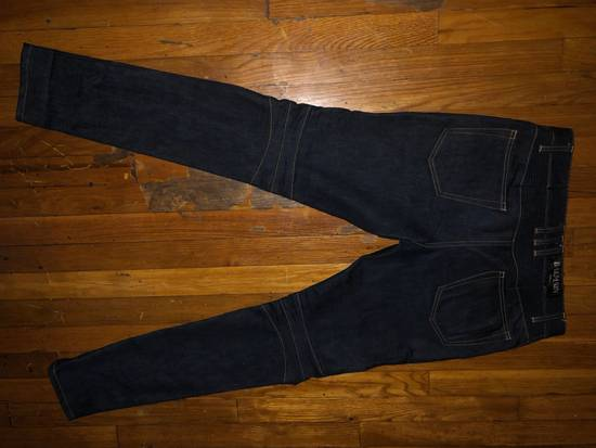 Balmain Balmain Hard Denim Blue Size US 31 - 2