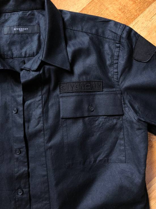 Givenchy Givenchy black shirts short sleeve Size US L / EU 52-54 / 3 - 5