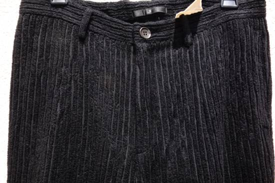 Julius Julius Thick Corduroy Rare Presentation Sample Size US 30 / EU 46 - 1