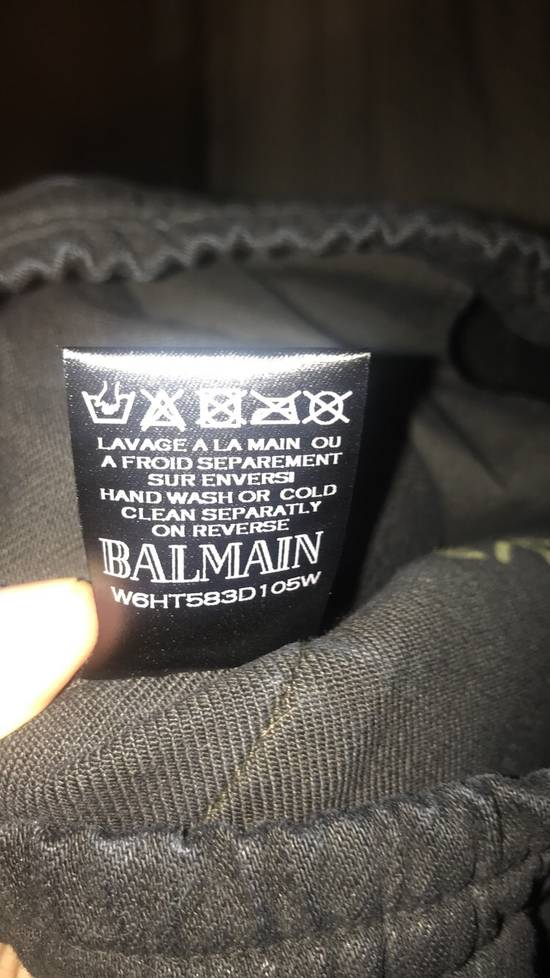 Balmain Balmain Wax Sweats Size US 32 / EU 48 - 2