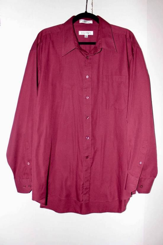 Balmain Balmain Button up shirt Size US XL / EU 56 / 4