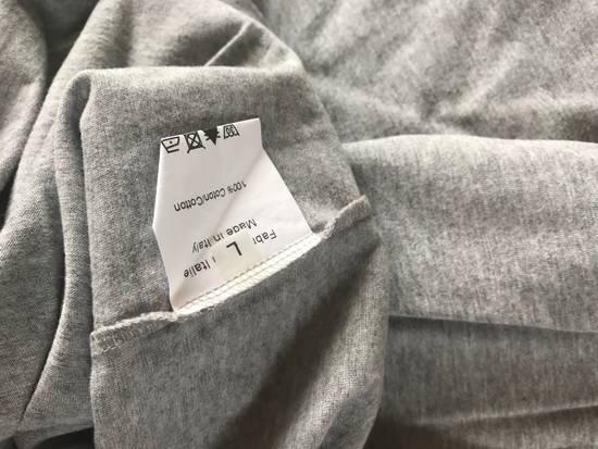 Balmain V Neck Tee, SS Grey Size US L / EU 52-54 / 3 - 6