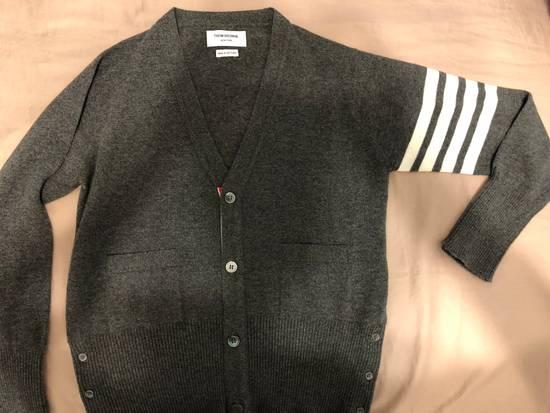 Thom Browne 4 bar cashmere cardigan Size US L / EU 52-54 / 3