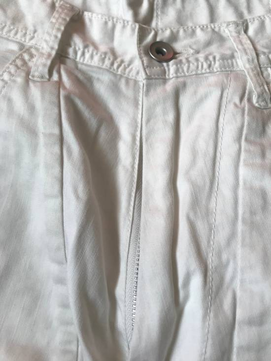 Julius SS16 curved denim pants Size US 32 / EU 48 - 7