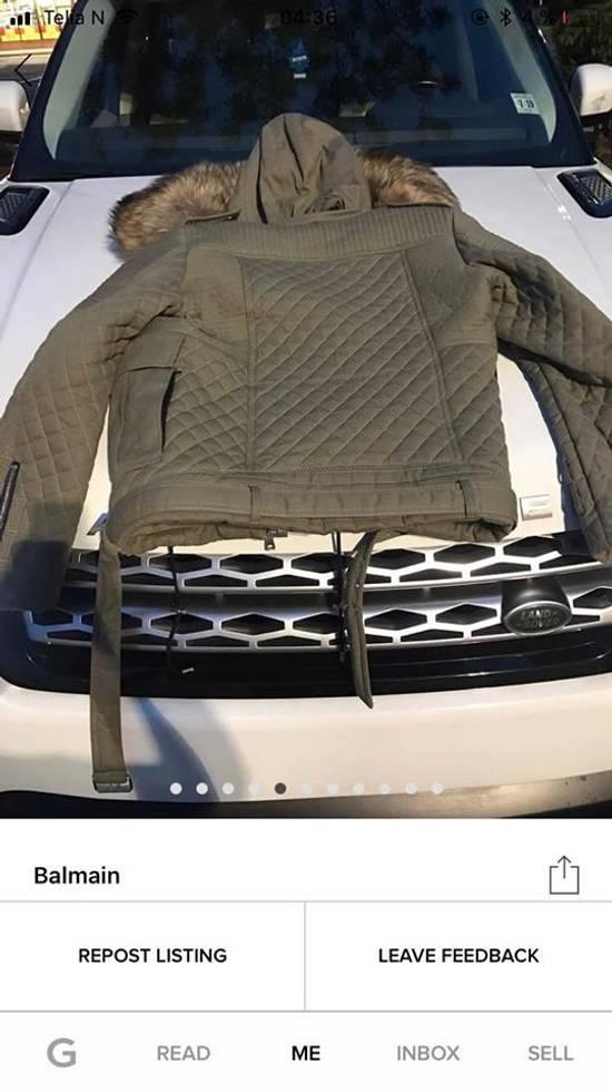 Balmain Balmain Fur Jacket Size US M / EU 48-50 / 2 - 3