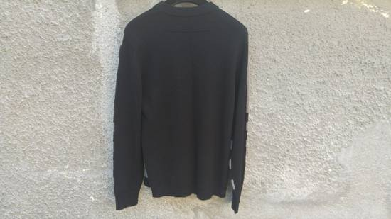Givenchy Givenchy Striped Stars Wool and Mohair Cuban Fit Knit Sweater size XL (M / L) Size US XL / EU 56 / 4 - 7
