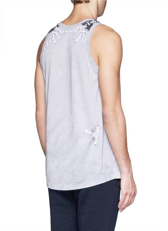 Givenchy Givenchy Baseball Stitch Print Men's Stars Rottweiler Shark Tank Top Vest size S Size US S / EU 44-46 / 1 - 5
