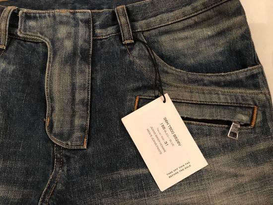 Balmain Biker Jeans Size 31 Size US 31 - 1