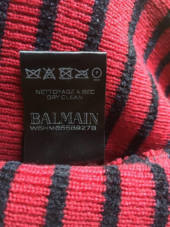Balmain Striped merino wool Size US S / EU 44-46 / 1 - 10