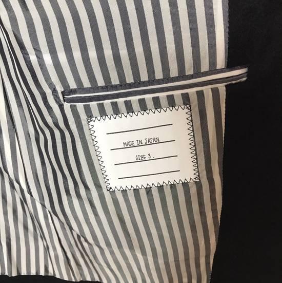 Thom Browne THOM BROWNE CLASSIC CASHMERE NAVY BLAZER JACKET Size 40S - 7