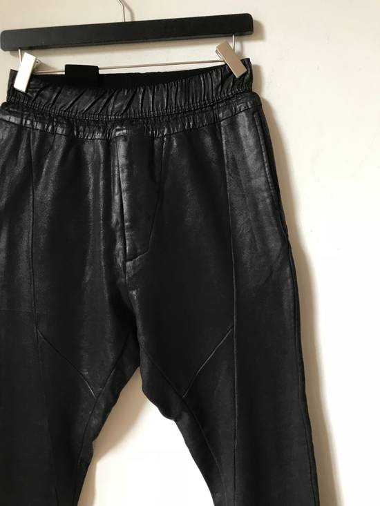 Julius waxed sweatpants size 3 Size US 32 / EU 48 - 2