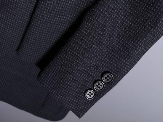 Balmain Pierre Balmain Paris France Elegant Black Blazer Suit Tailored Wool 44M Size 44R - 2