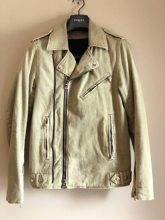 Balmain Balmain Denim Moto Jacket Size US M / EU 48-50 / 2